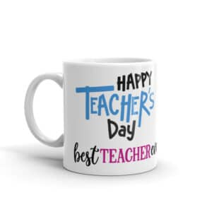 Nawarasa Teacher's Day Coffee Mug 1
